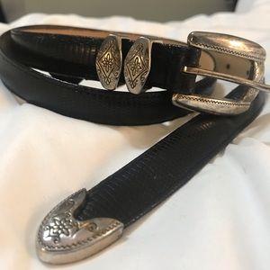 Vintage Brighton Belt-SIZE L